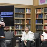 Elder Piita Irniq, Elder Sally Kate Webster and Elder Manitok Thompson (left to right) / (De gauche à droite) L'aîné Piita Irniq, l'aînée Sally Kate Webster et l'aînée Manitok Thompson thumbnail