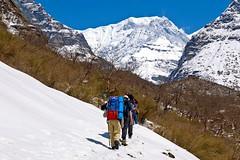 Annapurna Base Camp (blonholiday) Tags: annapurnabasecamp