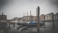 Venedig (Radek Lokos Fotografie) Tags: venedig venice venezia italy italien gondel gondola water boat cinema vintage outdoor canal kanal city trip veneto