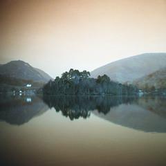 Grasmere (Mark Rowell) Tags: grasmere lakedistrict uk cumbria diana lomochrome 6x6 120 mediumformat expired film