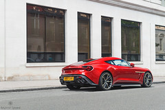 Zagato (Beyond Speed) Tags: aston martin astonmartin vanquish zagato v12 red supercar supercars car cars carspotting nikon london automotive automobili auto limited