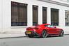 Zagato (Beyond Speed) Tags: aston martin astonmartin vanquish zagato v12 red supercar supercars car cars carspotting nikon london automotive automobili auto limited