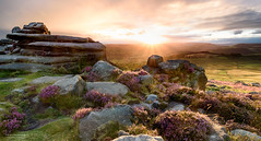 DSC_3784-Edit4 (TDG-77) Tags: nikon d750 nikkor 1835mm f3545g landscape derbyshire peak district owler tor sunset rocks scenic scenery countryside