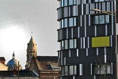 Evolution (JDAMI) Tags: immeuble construction architecture église ciel gris amiens somme 80 picardie france hautsdefrance nikon d600 tamron 2470