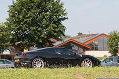 Spotting 24h du Mans 2014 - Ferrari F430 (Deux-Chevrons.com) Tags: ferrarif430 ferrari430 ferrari f430 430 voiture car coche auto automobile automotive spot spotted spotting croisée rue street lemans france carspotting supercar sportcar gt exotic exotics