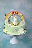 Unicorn Half Cake (toertlifee) Tags: törtlifee twin zwilling geburtstag geburtstagstorte birthday rainbow half halb regenbogen einhorn unicorn girl mädchen kindertorte happybirthday torte cake kids birthdaycake baby
