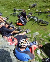 High St & Nan Bield Pass (54) (Carl and Sian) Tags: lakes lakedistrict carlandsian singletrack sian cumbria cycling bikes mountainbiking mtb alpine orangemountainbikes orange orangefive segment adventurebiking outdoors