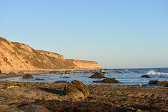 Pacific coast at Crystal Cove (frianbonjoster) Tags: crystalcove california sunset pacificocean newportbeach