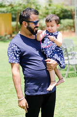 DSC_8083 (Puneet_Dembla) Tags: dembla puneet kid kids girl little 1 yr old 1yr year first birthday portraits cute baby