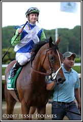 Hawksmoor (Spruceton Spook) Tags: horseracing horses belmontpark