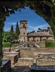 Parador de Granada (DinoPozo) Tags: granada alhambra españa spain lovesspain monument oldbuilding historical canon6d canon allshots picoftheday amazingshot