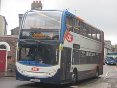Stagecoach East 19618 AE10BYJ Parker St, Cambridge on 8 (1280x960) (dearingbuspix) Tags: stagecoach stagecoacheast citi stagecoachcambridgeshire cambridgeciti 19618 ae10byj