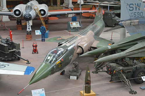Lockheed F-104G Starfighter 'FX12'