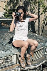 L1010995 copie (Arthur Janin.) Tags: leica sl summiluxsl 50mm f14 asph summilux 50 portrait raoul girl sexy woman chick lady femme desert us carrier carrière cadillac fashion mode model beauty