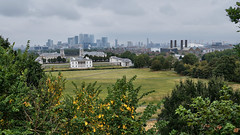 London. View from Greenwich Park (Tatters ✾) Tags: royalobservatory greenwich london oloneo