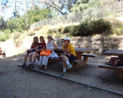 013 Olive At The Meeting (saschmitz_earthlink_net) Tags: 2017 california orienteering laoc losangelesorienteeringclub losangeles losangelescounty echopark elysianpark