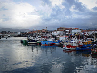 Puerto de San Juan de Luz