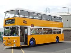 Tyne & Wear PTE 290 / UVK 290T (TEN6083) Tags: atlantean leyland alexander uvk290t 290 tynewearpte tynesideheritagevehicles bus carlisle