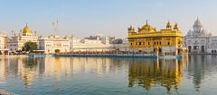 IMG_40899 (Manveer Jarosz) Tags: amritsar bharat goldentemple hindustan incredibleindia india punjab sikh sriharmandirsahib day gold gurdwara holy morning pilgrimage pool reflection sunny temple water