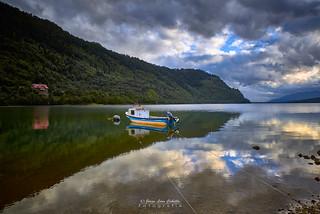 Reflejado - Puerto Puyuhuapi (Patagonia Chile)