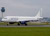 White A320-214 CS-TRO. 24/05/17.