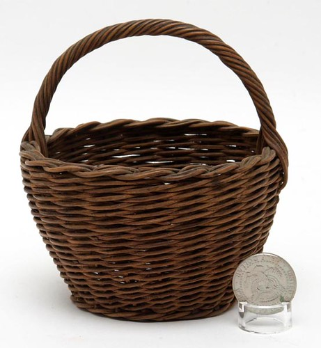 Virginia Miniature Pulled-Rod Basket ($212.80)