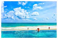 Ocean Pool (Timothy Valentine) Tags: 2017 ocean contessa beach vacation 0417 sliderssunday sanjuan puertorico pr