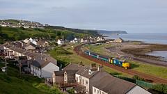 Coastal Command (Richie B.) Tags: parton cumbria 2c33 arriva northern trains drs direct rail services english electric british class 37 37424