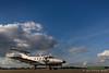 Armee de'l Air Xingu (DrAnthony88) Tags: armeedelair bluesky embraeremb121xingu modernmilitary nikkor24120f4gafsvrii nikond810 rafnortholt unitedkingdom aircraft england london northolt
