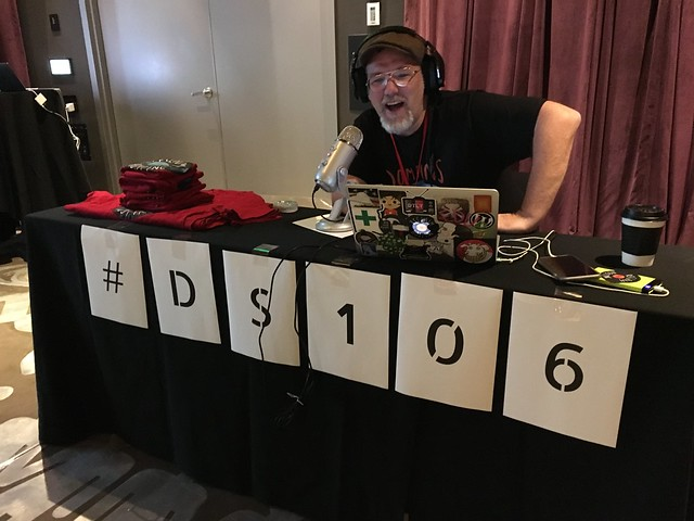 Live in DS106 Radio