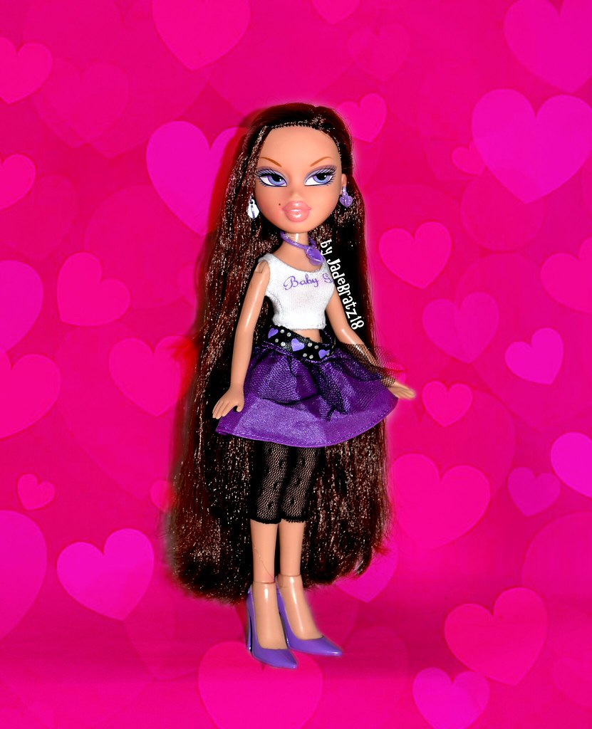 bratz dolls passion for fashion