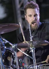 Josh Todd & The Conflict - Harleyfest - Farmington Hills, MI - 6/10/17