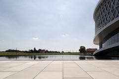 EURODAL BARCO 4 (Eurodal) Tags: eurodal eurodalvloerplaten beton betonnenvloerplaten kantoor kantoren buitenvloer eurodalbedrijfsterreinen outdoor buitenaanleg