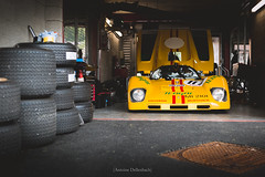 Ferrari 512 M Escuderia Montjuich (Antoine Dellenbach Photography) Tags: worldcars car race racing circuit france motorsport eos automotive automobiles automobile racecar sport course lightroom coche photography photographie vintage historic peterauto auto canon ferrari scuderia spaclassic2017 512m montjuich 6d 2470 spaclassic paddock pitlane