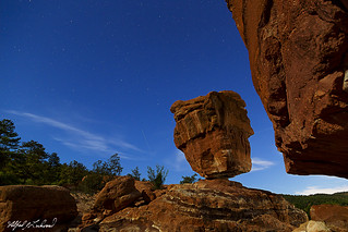 ISS Fly By At Balanced Rock_MG_0724_0728
