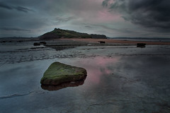 Long Reef Headland (RoosterMan64) Tags: clouds longexposure longreef nsw northernbeaches rockshelf sunrise sydney water