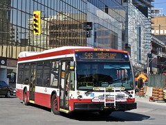 Toronto Transit Commission 8641 (YT | transport photography) Tags: ttc toronto transit commission nova bus lfs