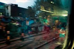 (Chris Moret) Tags: commute train india 2015 february delhi leicam9 elmarit28mm