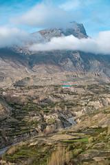 Magic Mountain (khandozhkoa) Tags: landscape landscapesdreams mountains sky skyline nature nepal asia travel vacation 2017 classicchrome dof twilight fujifilm fuji fujinon fujistas 35mm f28 xtrans xf xt2 xseries fujiholics