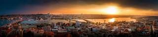 Panorama Of Istanbul