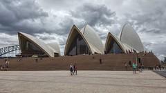 Opera House Sky (Ross Major) Tags: opera house sydney nsw australia clouds galaxy gs6 s6