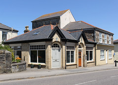 The Tram House (Helen Orozco) Tags: tramhouse redruth cornwall architecture historical