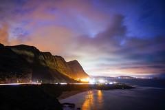 Night Light (Brandon Kapana Photography) Tags: hawaii aloha makapuu sony sonyalpha zeiss a99ii landscape night nightscape nocturnal light lights lighttrail longexposure beach bay ocean