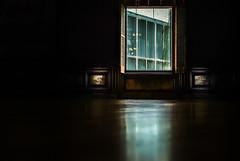 Scale (Carrie McGann) Tags: crockerartmuseum architecture windows lights reflection old new sacramento 053017 nikon interesting