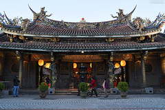 台北・大龍峒保安宮 ∣ Baoan temple・Taipei (Iyhon Chiu) Tags: 台北 保安宮 baoan temple taipei 台灣 大龍峒 台北市 寺廟 廟 廟宇