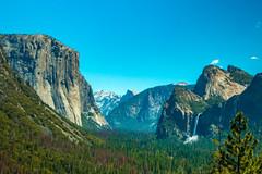 Super road trip (RickyBats) Tags: bridalveilfalls california clouds outdoors parks river sanfrancisco scenery scenic sky sun water waterfalls yosemitenationalpark yosemitevalley unitedstates us