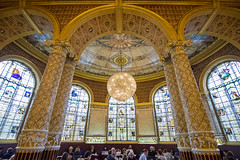 UK - London - Victorian and Albert Museum - Gamble Room Cafe 01 - _DSC4809 (Darrell Godliman) Tags: uklondonvictorianandalbertmuseumgambleroomcafe01dsc4809 va victoriaandalbert museum kensington london cafe gambleroom