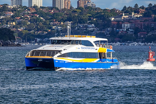 Sydney Harbour Manly Ferry-2920
