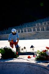 IMGP2659 (proofek) Tags: bitwa cmentarz generałanders italy klasztor montecassino wakacje włochy wspomnienia