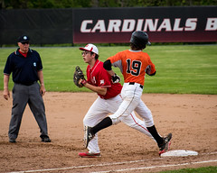NYSPHSAA 2017 Section 7 Class B Championship (Cirdon) Tags: championship spring sectionvii phs baseball plattsburgh plattsburghhighschool newyork outdoor saranac sectionals ny 2017 nysphsaa firstbase fieldhouse chipcummingsfield sunyplattsburgh sunny classb highschool sports playoffs sunyac locations ncaa league